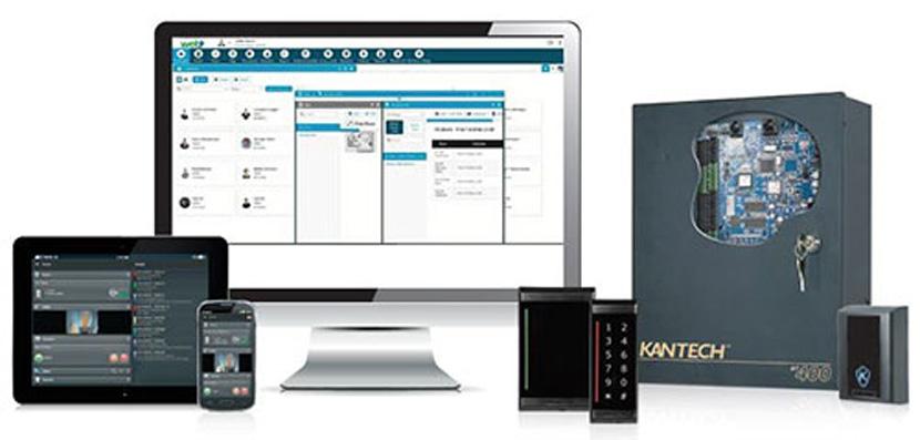Johnson Controls представляет новые контрольные журналы и улучшения функций в EntraPass v8.10